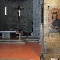 La Madonna di Giotto nella pieve di San Lorenzo a Borgo San Lorenzo
