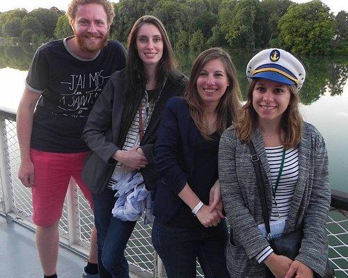 L'équipe de l'Office de Tourisme