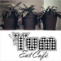 Inside Yum Eat Cafe
