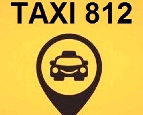 St. Petersburg Airport Taxi 812 logo