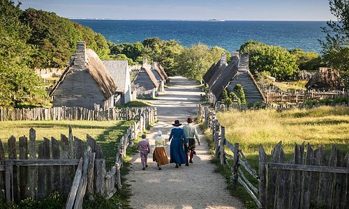 Plimoth Plantation's 17th Century English Village