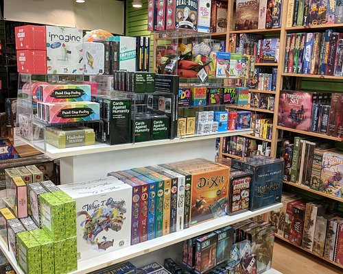 Over 1000 games - for gamers and non-partiers!