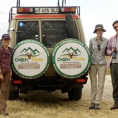 Safari with Chief's Tours