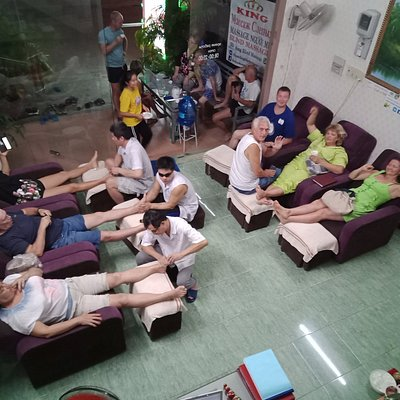 King Blind Massage is the best body massage & foot massage in Nha Trang.