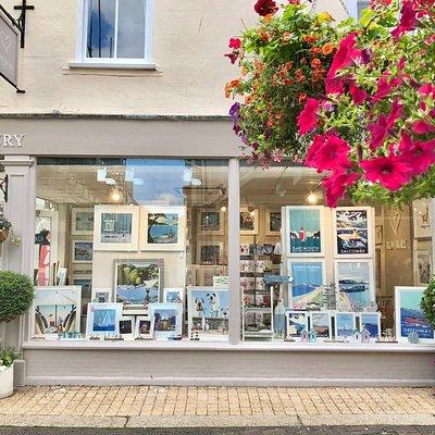 Rowbury Gallery Dartmouth