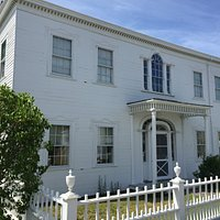 Stop at the Ruggles House, and take the tour , with the Director of the foundation.