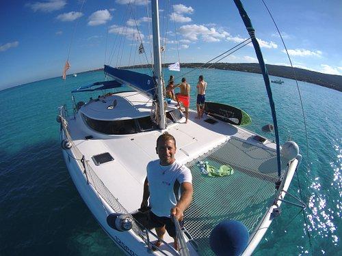 Escursioni e vacanze in catamarano, i primi ad offrire la garanzia sulla tua vacanza, soddisfati