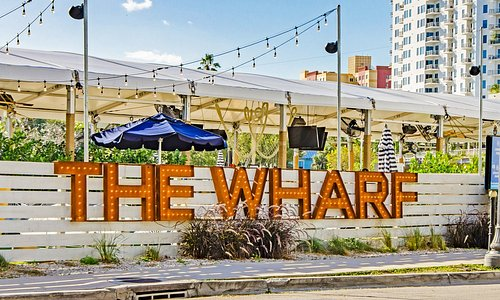 Welcome to the Wharf Miami where the good times never end!
