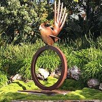 Paul Dibble sculpture