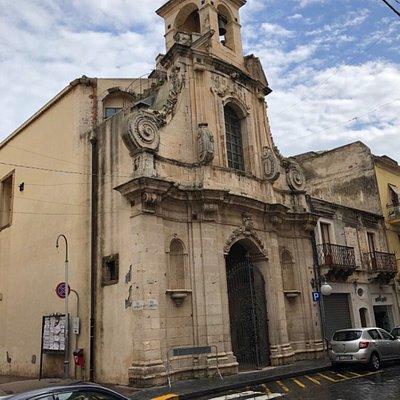Одна из церквей города