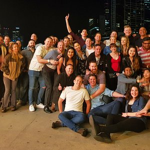 Melbourne Bar Crawl party!!!