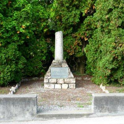 Monumento ai caduti di Barzola
