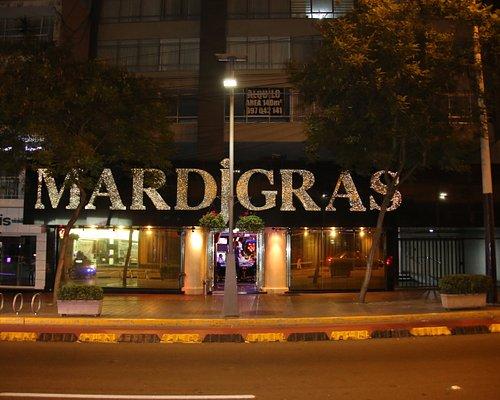 Casino Mardigras , 17 años brindando entretenimiento y buen servicio.