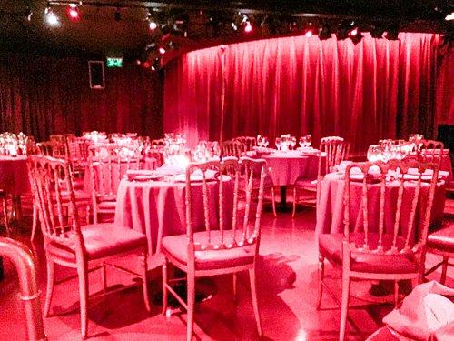 Rojo Tango venue