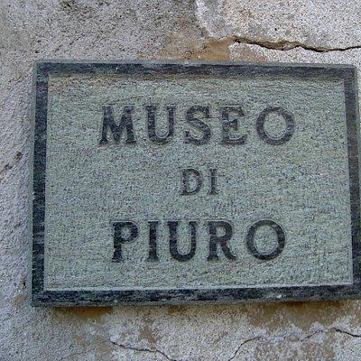 Museo aperto da giugno-settembre sabato-domenica 15/17 altri periodi info@piuro italosvizzera.ne
