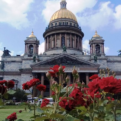 St-Isaac's Cathedral