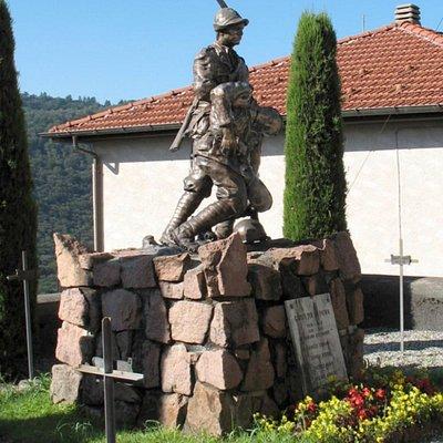 Monumento ai caduti di Garabiolo