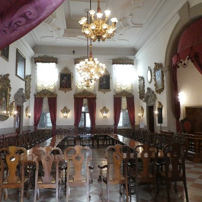 Pracht- bzw. Ehrensaal