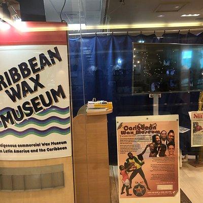 Display Window of Museum