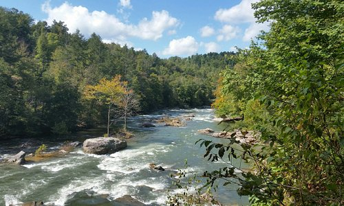 Middle Fork River, Audra State Park