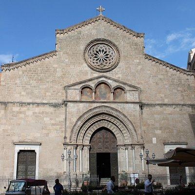 Facciata Chiesa di San Francesco d'Assisi