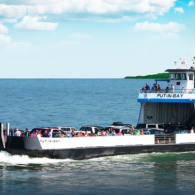 Miller Ferry Passenger/Vehicle trips to Put-in-Bay & Middle Bass Island