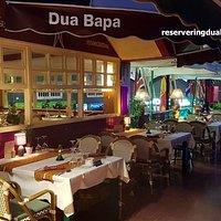Voor reserveringen, stuur een berichtje naar reserveringduaba@gmail.com