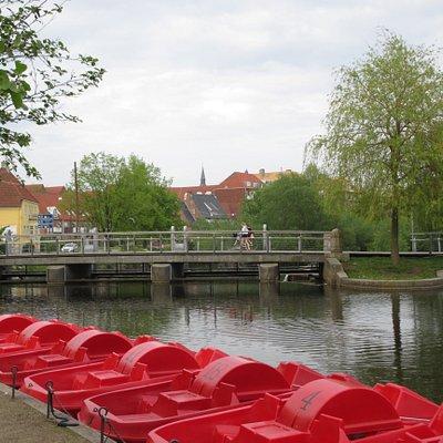 Odense, Munke Mose Gardens