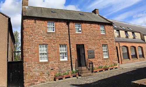 Robert Burns house