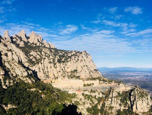 Montserrat Hiking.