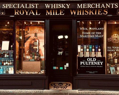 Royal Mile Whiskies, Edinburgh