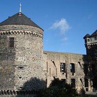 Stadtburg i Andernach