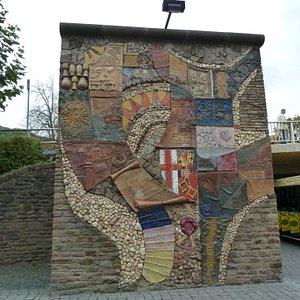 Monument Geschiendenis Cochem i Cochem