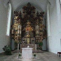 Wallfahrtskirche maria in der Tanne i Triberg