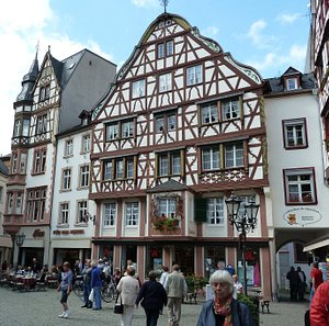 Rathaus i Bernkastel-Kues