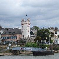 Adlerturm i Rüdesheim