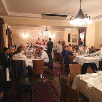 Restaurants atmosphere
