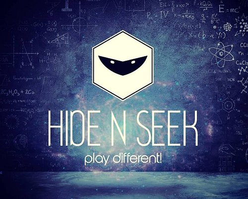 HIDENSEEK play different
