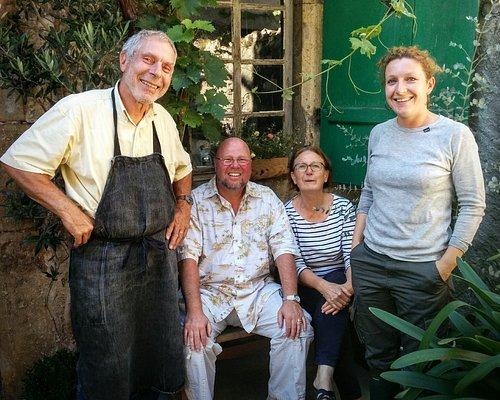 Peter, ein Freund Marie-Therese und Anne-Claire Schott