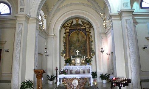 San Floriano interior