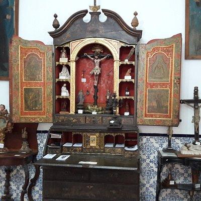Oratório do século XVIII.