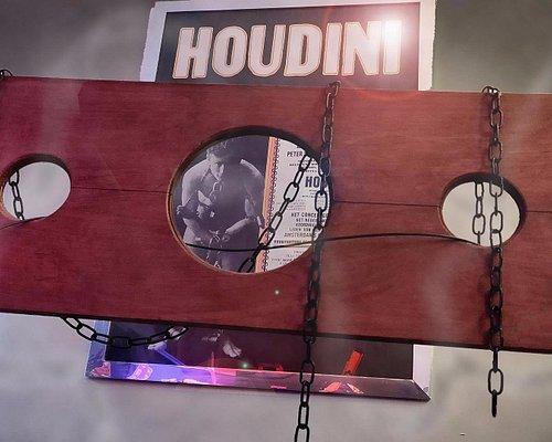 The Houdini Challenge