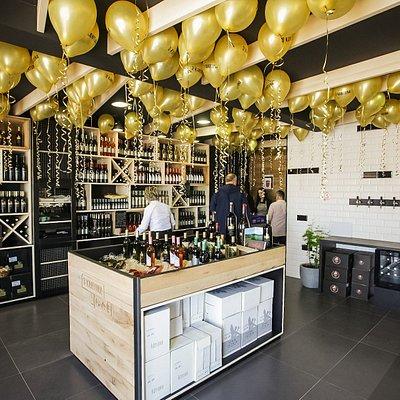 Our shop 3 Kantuna in Rovinj