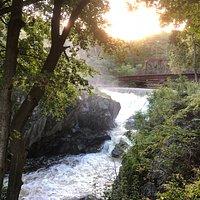 Yantic Falls