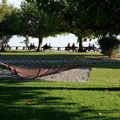 Uferpark Hagnau
