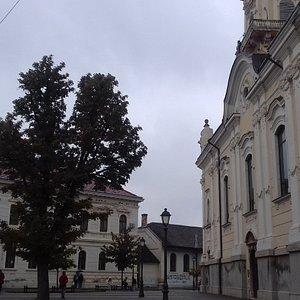 Cattedrale di San Nicola a Vrsac