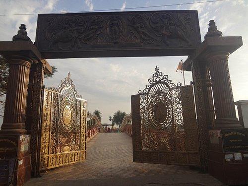 Entry Gate of Vikram Teela