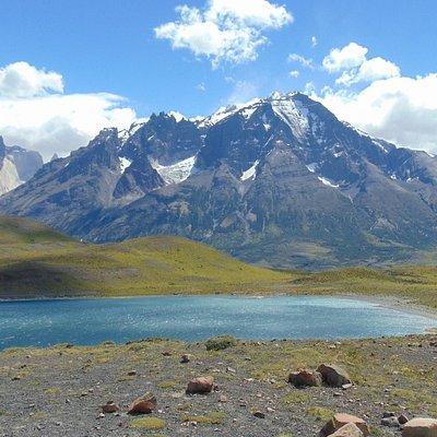 Vista Torres del Paine