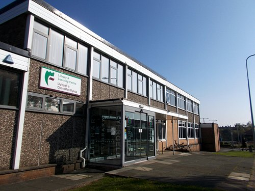 Connah's Quay Library