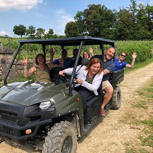 Crazy fun wine tours